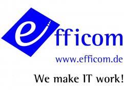 Stellenangebot von efficom GmbH
